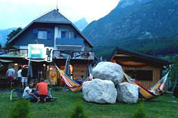 Hostel Soča Rocks